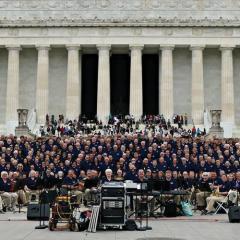 Worship groups go to Washington