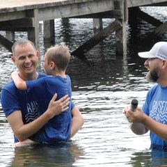 Outdoors-themed outreach boosts church's witness