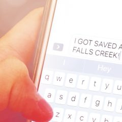 Salvation stories from the Creek: Camp pastors of Falls Creek share encouraging reports