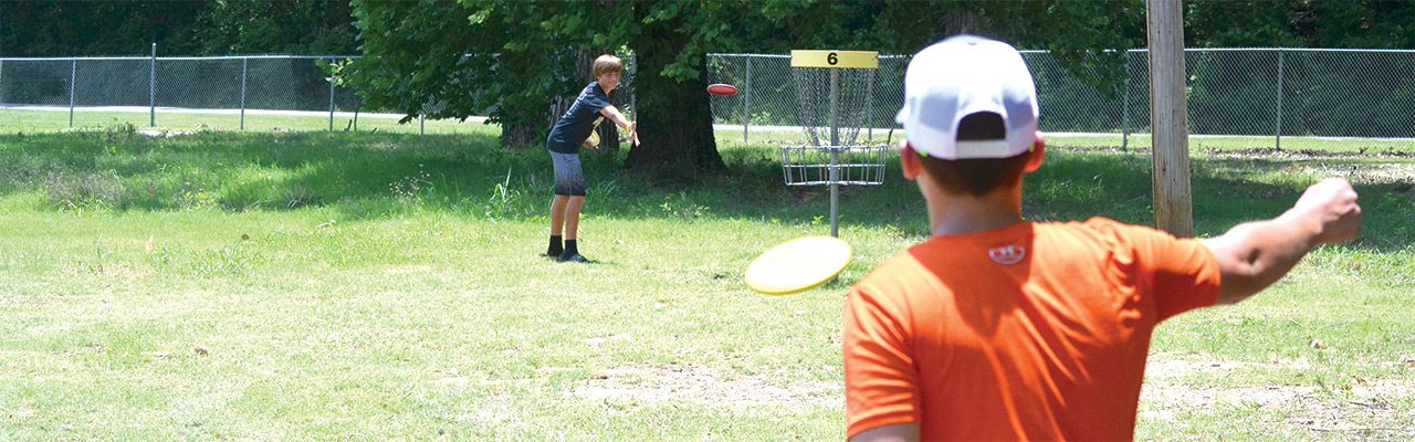 Falls Creek enjoys new rec activities this summer