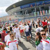 World Cup stirs witness despite crackdown