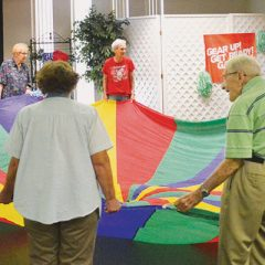 Seniors say 'yes' to VBS!