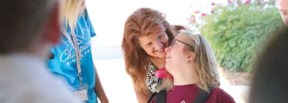 Broken Arrow, First excels in loving special needs families