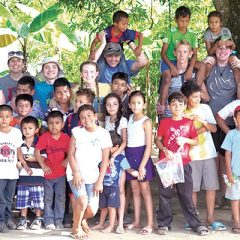 GoStudents builds up believers in Belize