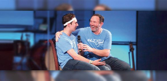Caleb comes home: Freeman family and church celebrate his progress