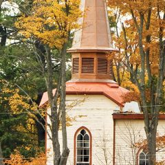 Rite of passage: Country churches, Part 3