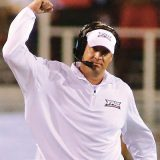 Lane change: Football coach now lives for Christ