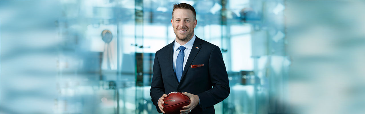 Strong case: Keenum is 'Playing for More'