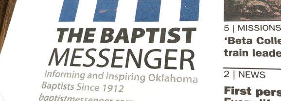 BGCO Board approves Baptist Messenger changes for 2019