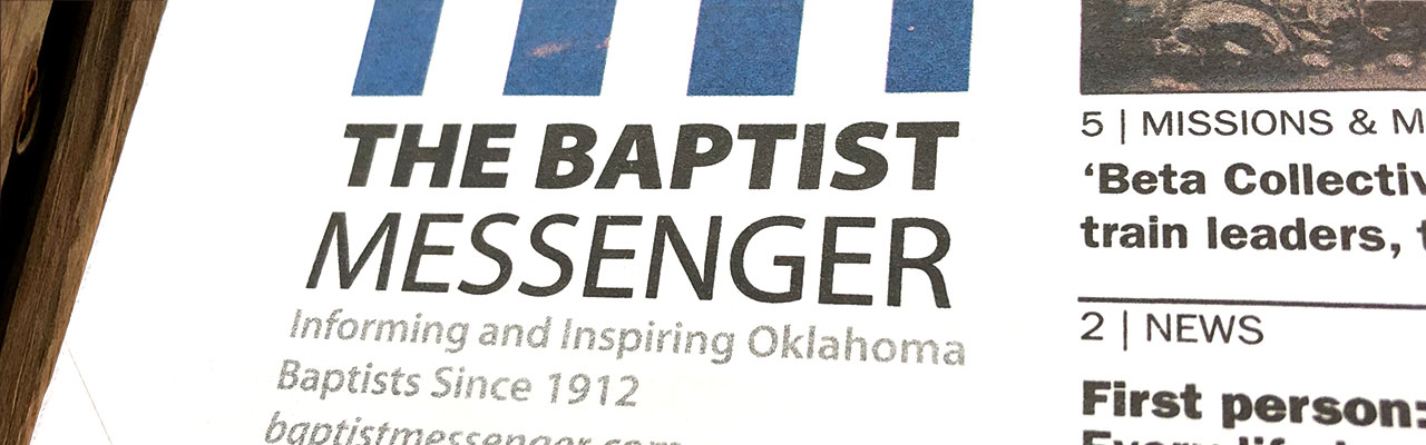 BGCO Board approves Baptist Messenger changes for 2019