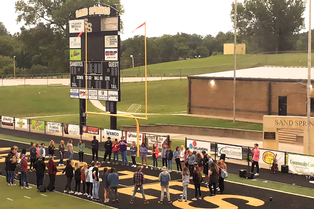 Charles Page HS Sand Springs