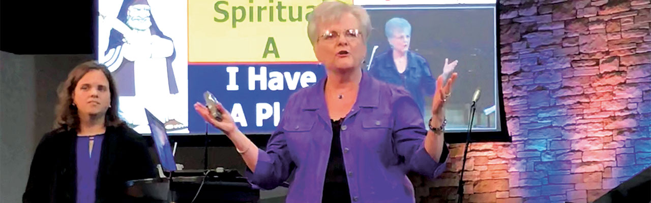 Prodigal prayer ministry: The fruit of a mother's and daughter's transformed lives