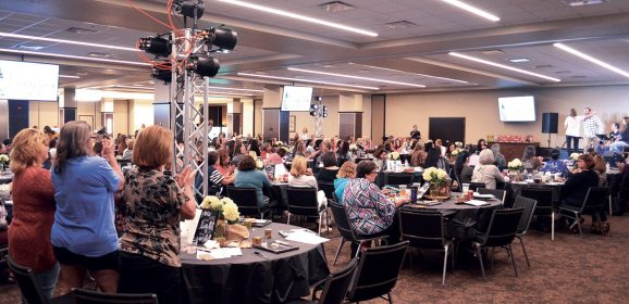 Ministry wives encouraged to let their light shine