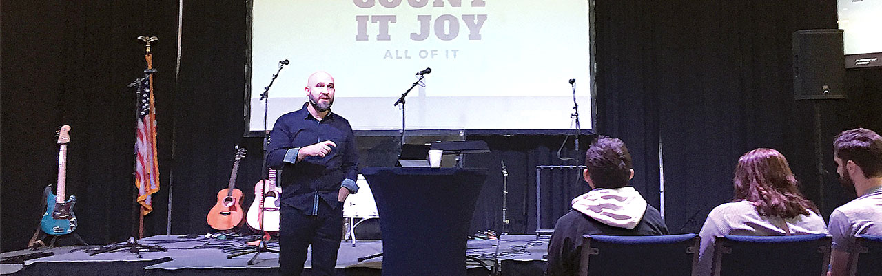 Lawton church plant begins new focus, local relationships