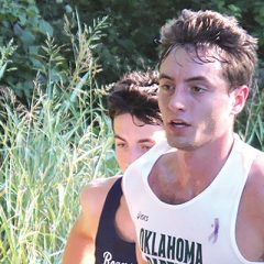OBU XC runner Crowson prepared for ministry