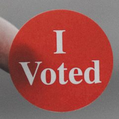 Encourage: Prayerful voting