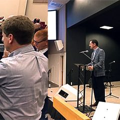 Paul Chitwood elected unanimously as IMB president