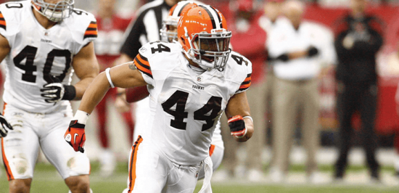 Former NFL player is now a church planter