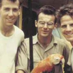 Slain in the Shadow of the Almighty: 63rd anniversary of Missionary Jim Elliot's death