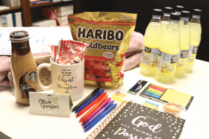 Foster care students receive finals week care packages - Baptist Messenger of Oklahoma 2