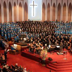 Baptist Singing, Symphony groups highlight new Okla. Governor's prayer service