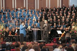 Baptist Singing, Symphony groups highlight new Okla. Governor's prayer service - Baptist Messenger of Oklahoma