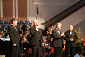 Baptist Singing, Symphony groups highlight new Okla. Governor's prayer service - Baptist Messenger of Oklahoma 1