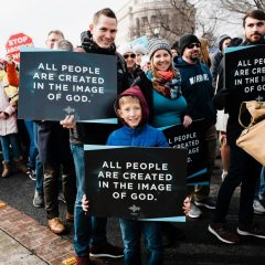 Southern Baptists march for life in Washington