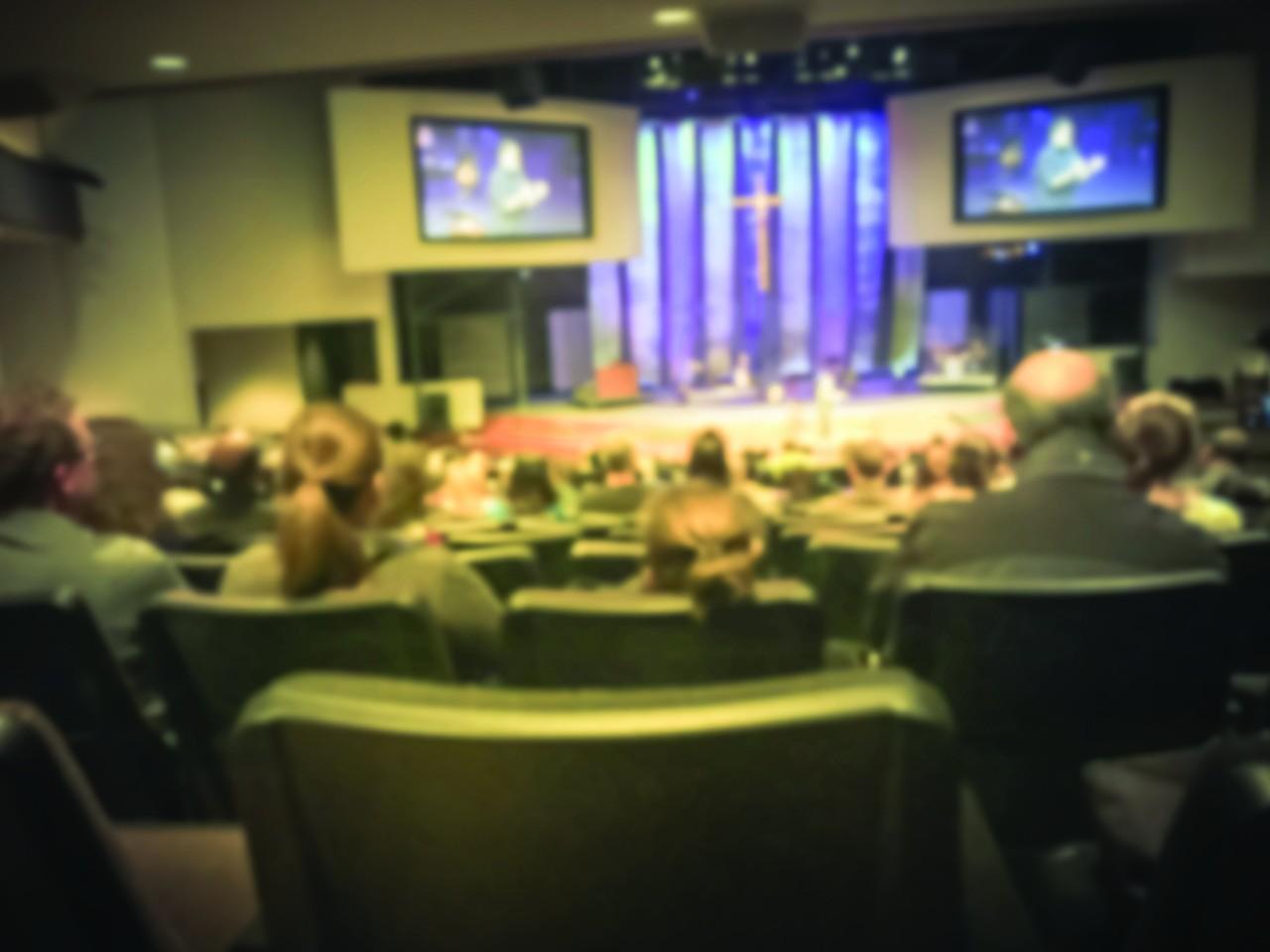 Text talk: Listening to a sermon