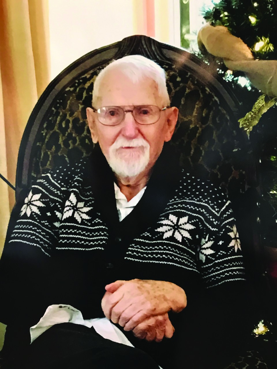 'Mr. Oklahoma Baptist History' passes away at 101 - Baptist Messenger of Oklahoma