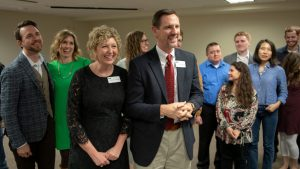 Togetherness, unity mark IMB presidential installation and Sending Celebration - Baptist Messenger of Oklahoma
