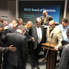 BGCO board unanimously approves Ligon as new senior associate executive director