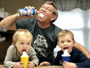 Rite of passage: Overcoming the whipped cream monitor - Baptist Messenger of Oklahoma 1