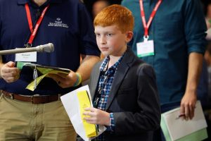 10-year-old advances SBC ministry day - Baptist Messenger of Oklahoma