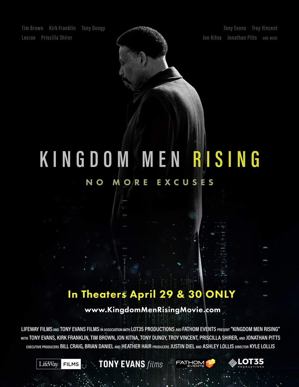 'Kingdom Men Rising' film promotes biblical manhood