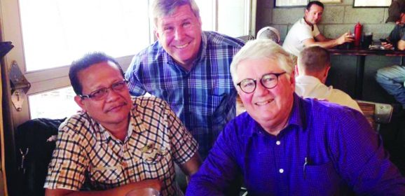 Philippine seminary uses adjunct professors