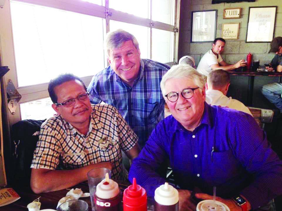 Philippine seminary uses adjunct professors - Baptist Messenger of Oklahoma 1