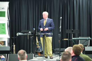 'Preaching Christ' emphasized at Priority of Preaching - Baptist Messenger of Oklahoma