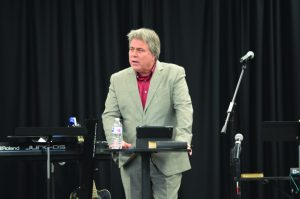 'Preaching Christ' emphasized at Priority of Preaching - Baptist Messenger of Oklahoma 1