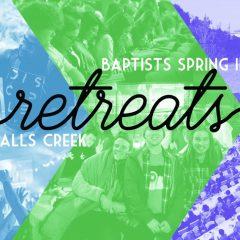 Baptists spring into retreats at Falls Creek