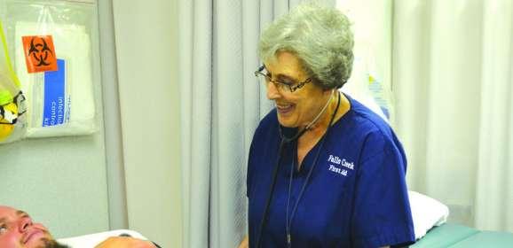 Falls Creek First Aid seeks volunteer help