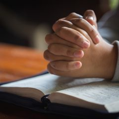 Powerful prayer: A covenant to pray for the lost