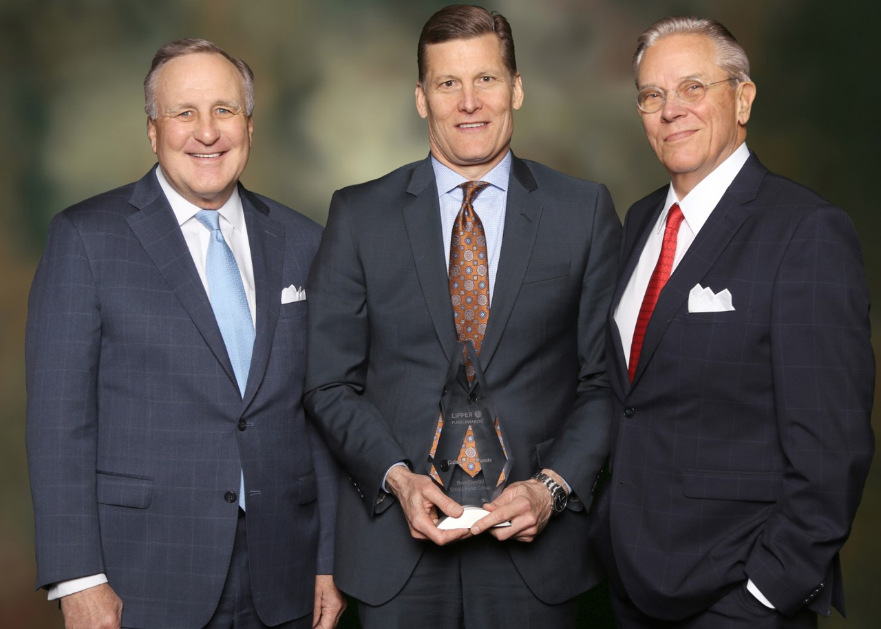 GuideStone awarded best overall small fund family