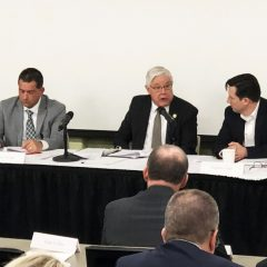 OBU Trustees approve budget, search committee elects officers