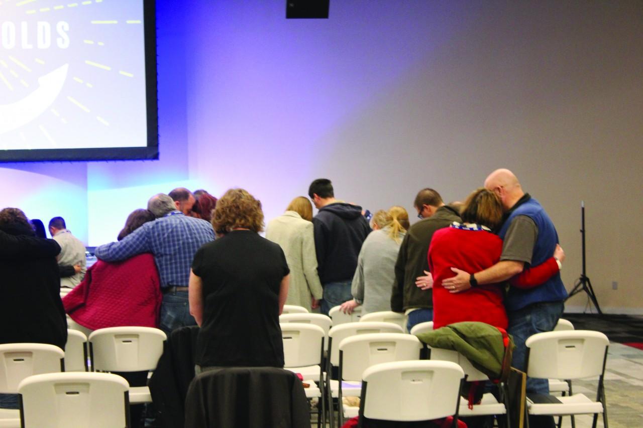 'MVP' Retreat provides refreshment, support - Baptist Messenger of Oklahoma 2