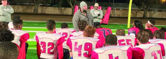 BCM director shares Christ with OPSU athletic teams