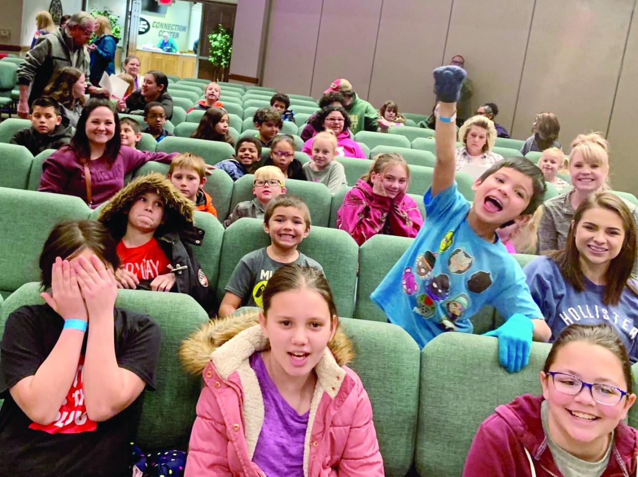 Mission Ignition fires kids' imaginations for missions - Baptist Messenger of Oklahoma