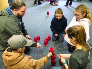 Mission Ignition fires kids' imaginations for missions - Baptist Messenger of Oklahoma 1