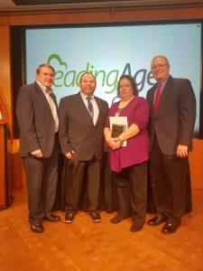Leading the way: Baptist Village receives multiple LeadingAge honors - Baptist Messenger of Oklahoma 1