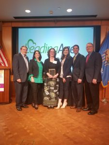 Leading the way: Baptist Village receives multiple LeadingAge honors - Baptist Messenger of Oklahoma 2